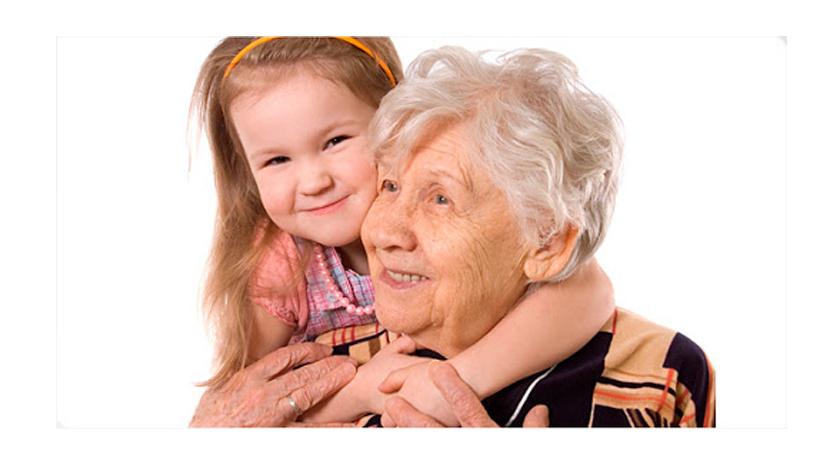 Por que é que a avó não se lembra de mim?