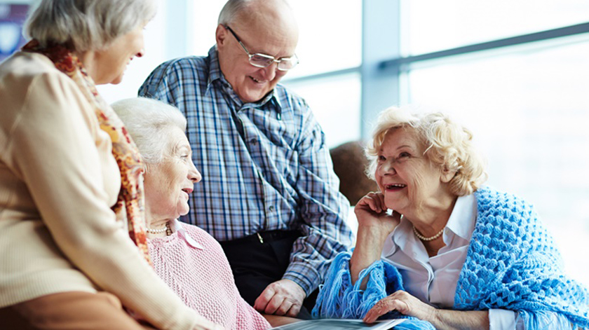 Governo propõe 110 milhões para reforçar respostas sociais a idosos