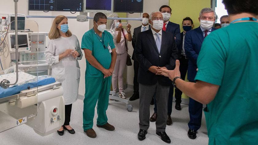 Centro Hospitalar de Vila Nova de Gaia/Espinho inaugura Serviço de Internamento