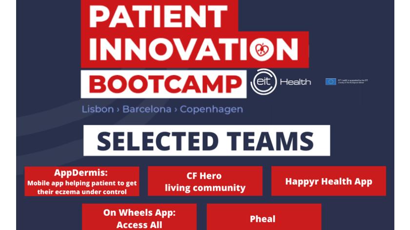 Lisboa recebe Patient Innovation Bootcamp com representantes de 11 países