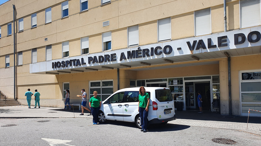 Hospitalização Domiciliária: Equipa do Tâmega e Sousa já tratou cerca de 250 doentes