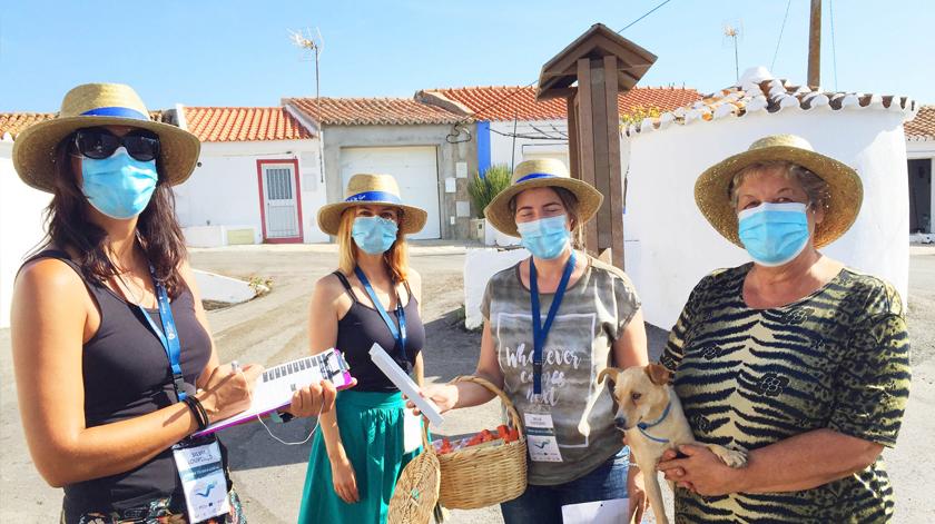 Idosos de Castro Marim sensibilizados sobre cuidados com exposição solar