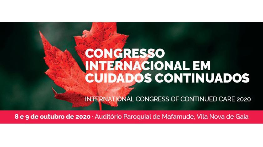 Congresso Internacional em Cuidados Continuados 2020