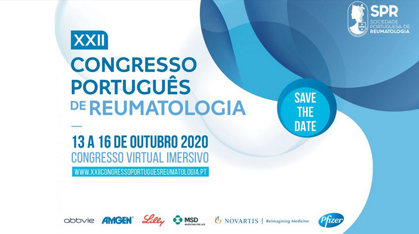 E-congresso português de Reumatologia realiza-se em outubro