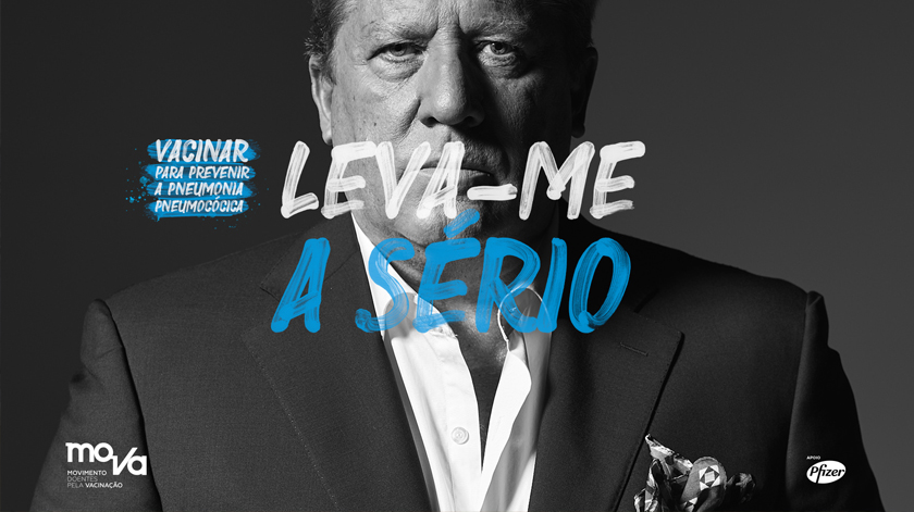 Movimento Doentes pela Vacinação lança campanha com Herman José