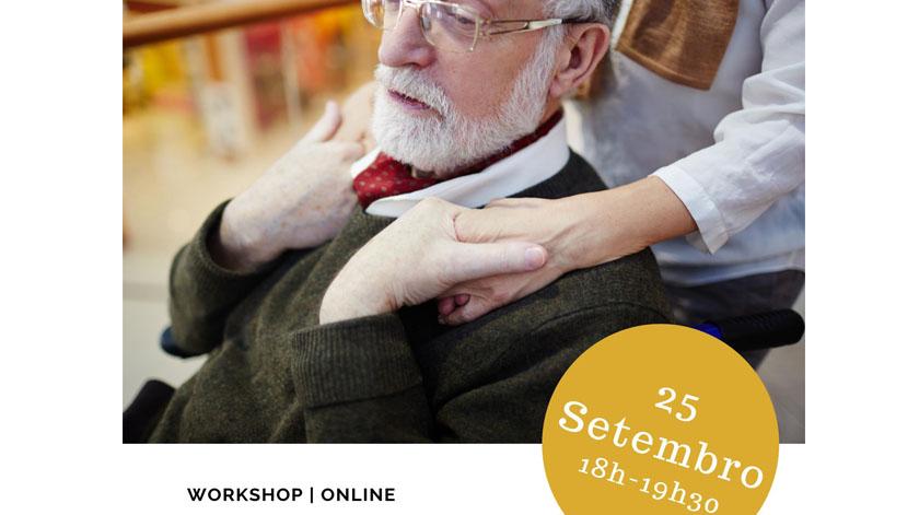 Workshop online: 'Ser cuidador informal com compaixão'