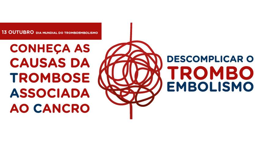 GESCAT defende que trombose deve ser considerada um problema de saúde urgente