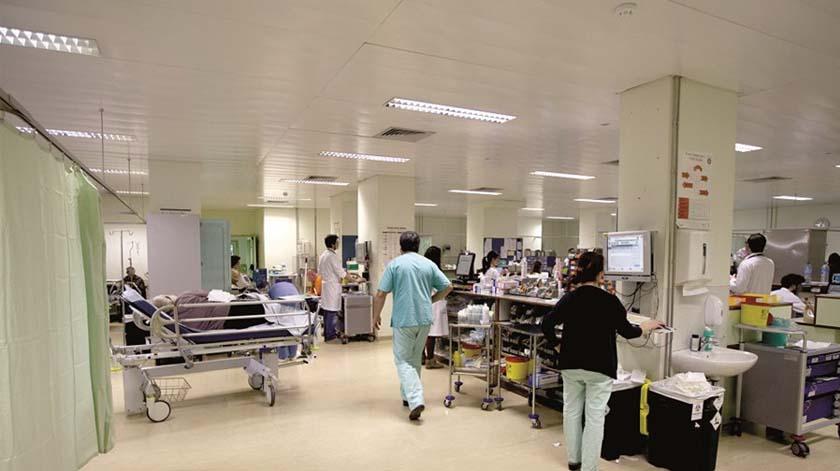 Doentes chegam mais tarde ao hospital e com doença mais avançada
