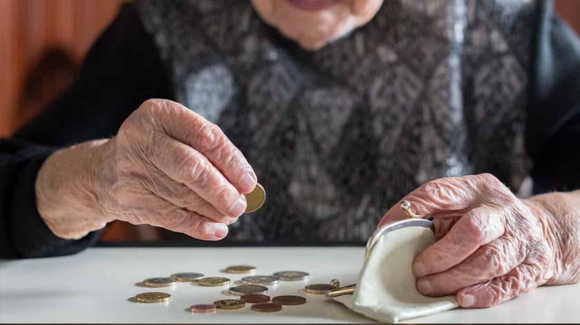 Valor médio das pensões em setembro com aumento homólogo de 34%