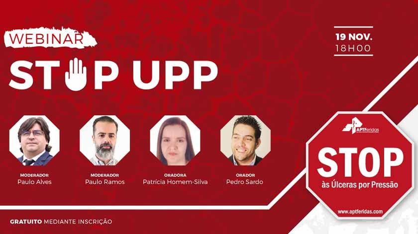 Campanha Internacional STOP UPP (STOP às Úlceras por Pressão) 2020