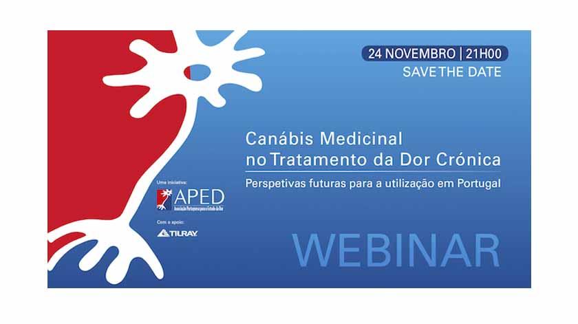 APED debate utilização da canábis medicinal para o tratamento da dor crónica