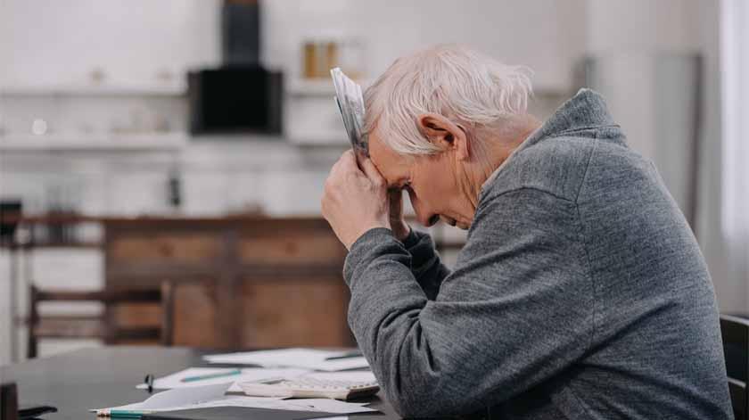 Dia da Consciencialização do Stress: Como gerir o receio dos idosos?