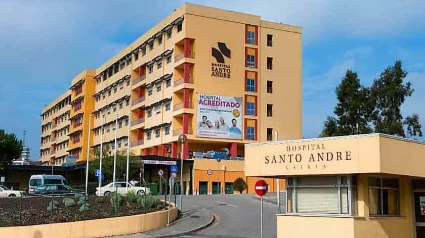 Covid-19: Centro Hospitalar de Leiria dá apoio emocional aos profissionais e à população