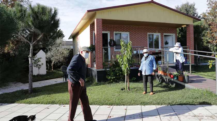 """Idosos encontram na aldeia social """"liberdade e qualidade"""" para a velhice"""