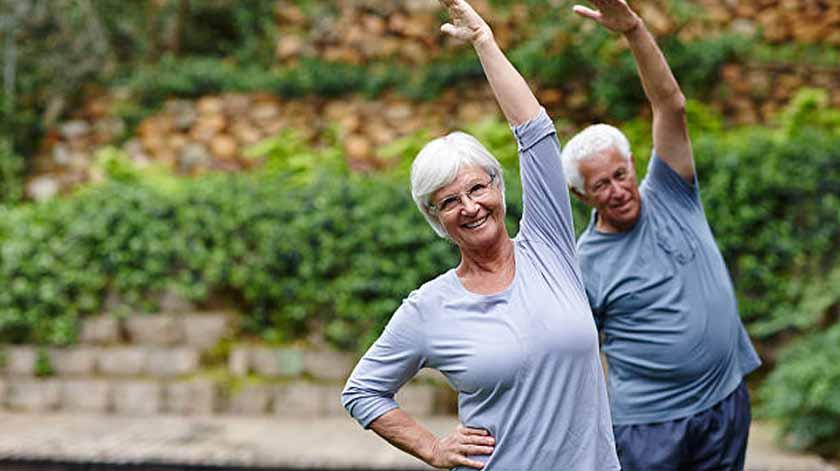 Importância da atividade física para os idosos