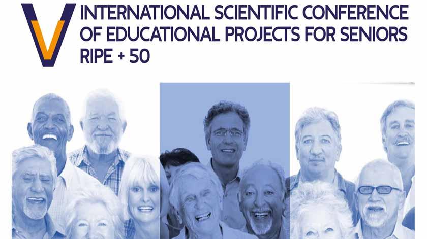 V Conferência Internacional Científica de projetos para seniores