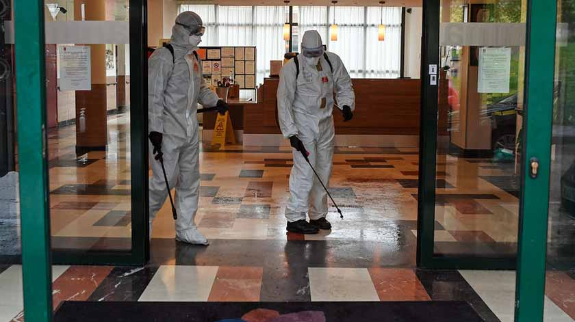 2020: Pandemia destapou situação crítica em lares de idosos