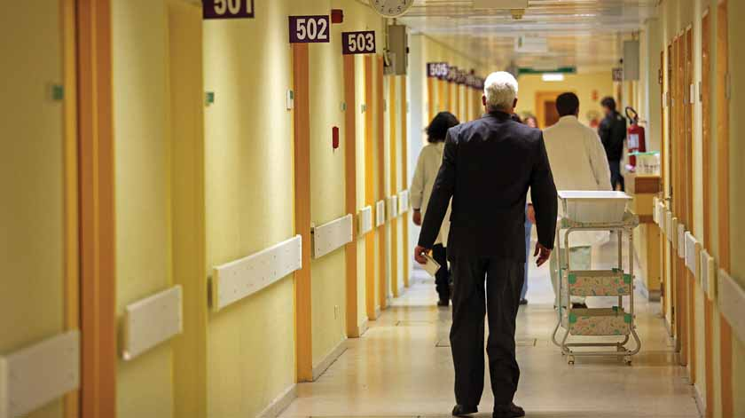 Visitas nas unidades hospitalares retomadas