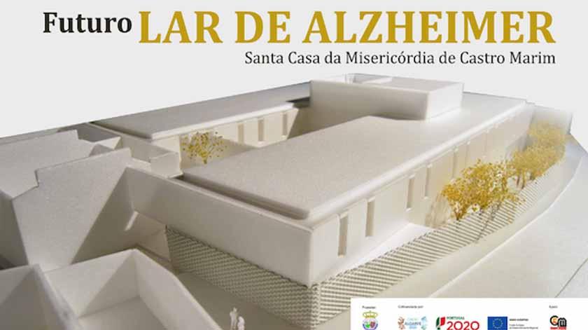 Castro Marim: Obra do novo lar para doentes de Alzheimer arranca dentro de dias