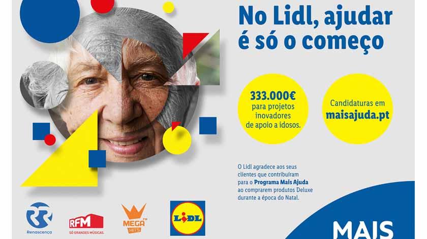 """333 mil euros para """"mais ajuda"""" a projetos de inovação social de apoio aos idosos"""