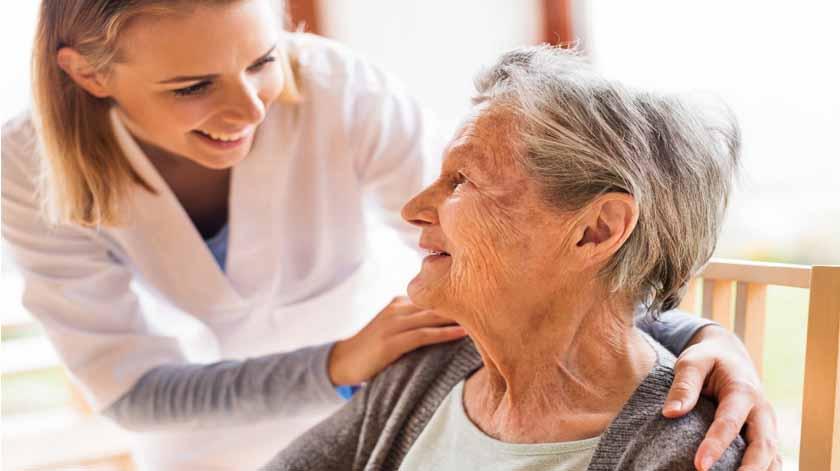 Cuidar de Idosos: Formação centrada no cuidador