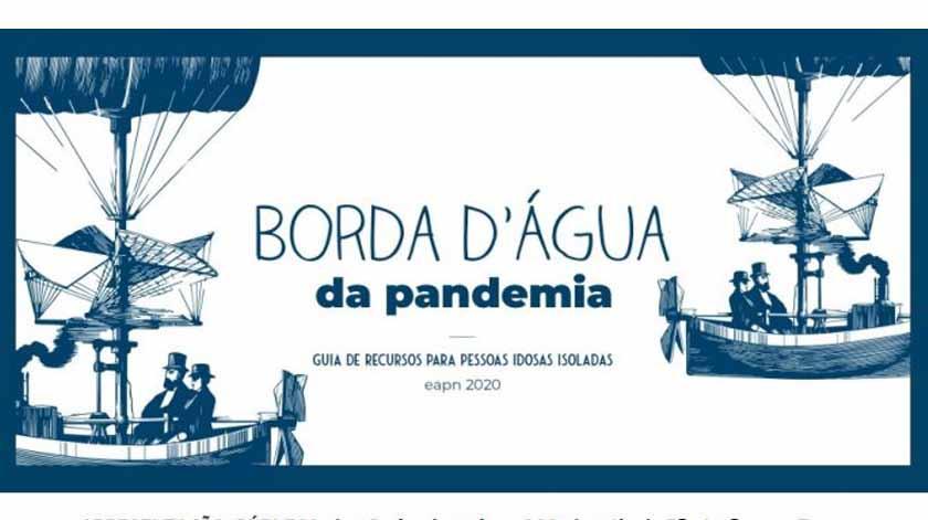 Borda D'Água da Pandemia: Guia de Recursos para Pessoas Idosas Isoladas