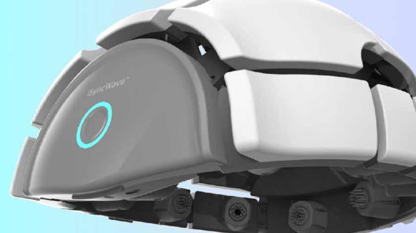 iSyncWave: O dispositivo portátil capaz de detetar doenças mentais