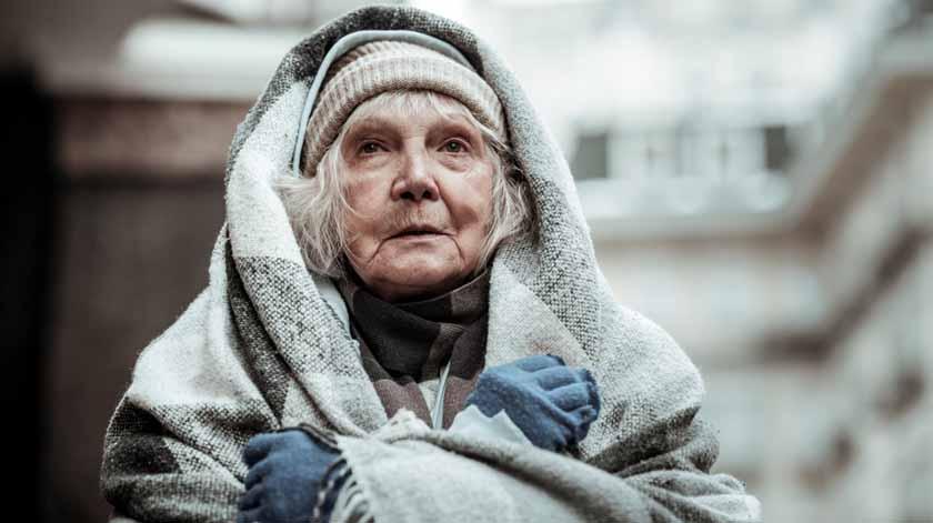 Câmara de Oeiras oferece 150 euros a idosos para se protegerem durante vaga de frio