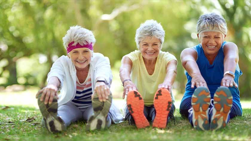 Já fez o seu exercício diário? Mexa-se pela sua saúde!