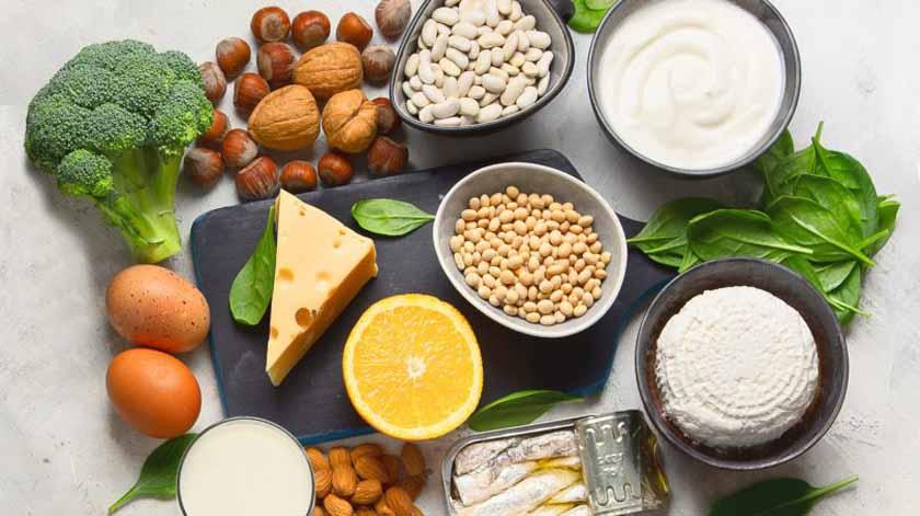 Conheça os alimentos que ajudam a fortalecer os ossos