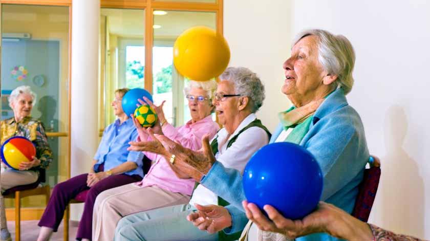 Animação sociocultural com pessoas idosas