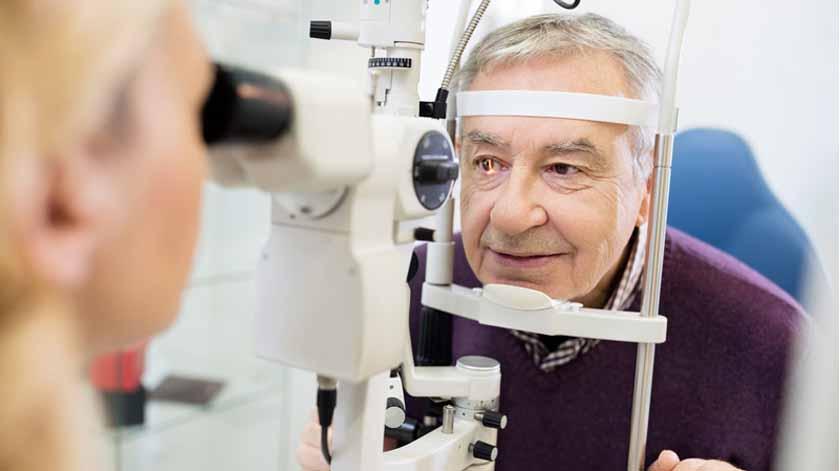 doenças oculares
