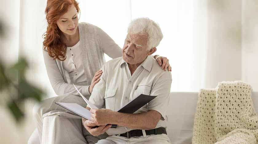 Projeto de formação para cuidadores de idosos