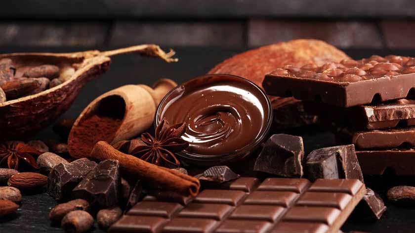 benefícios chocolate