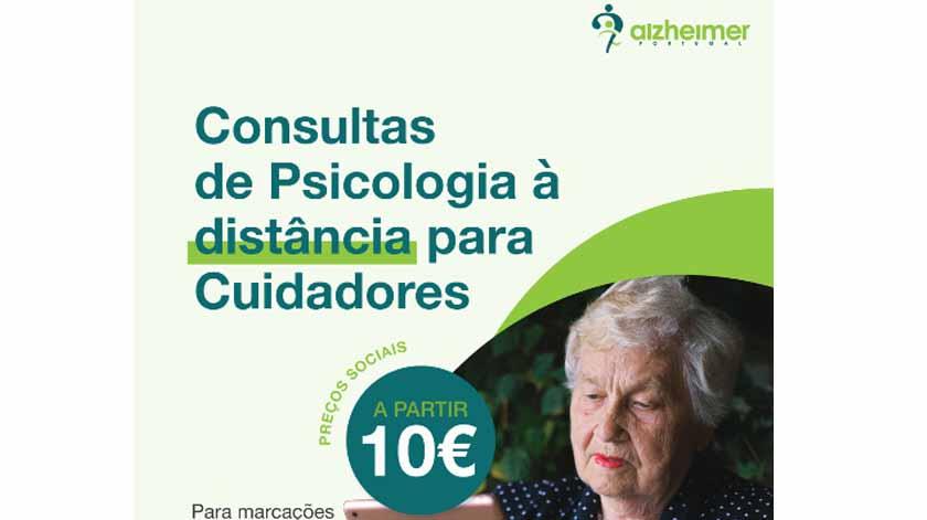 Consultas de psicologia à distância para cuidadores