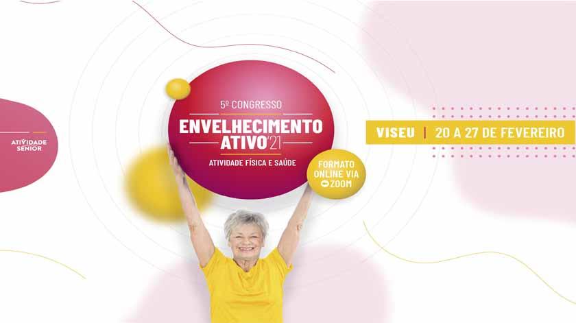Viseu organiza 'Congresso de Envelhecimento Ativo'