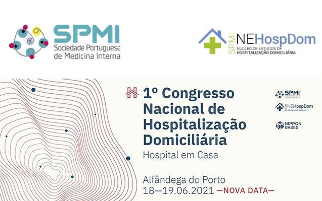 I Congresso Nacional de Hospitalização Domiciliária realiza-se em junho