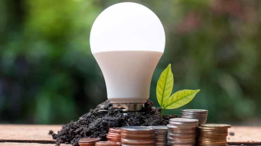 Como poupar energia em casa durante o confinamento
