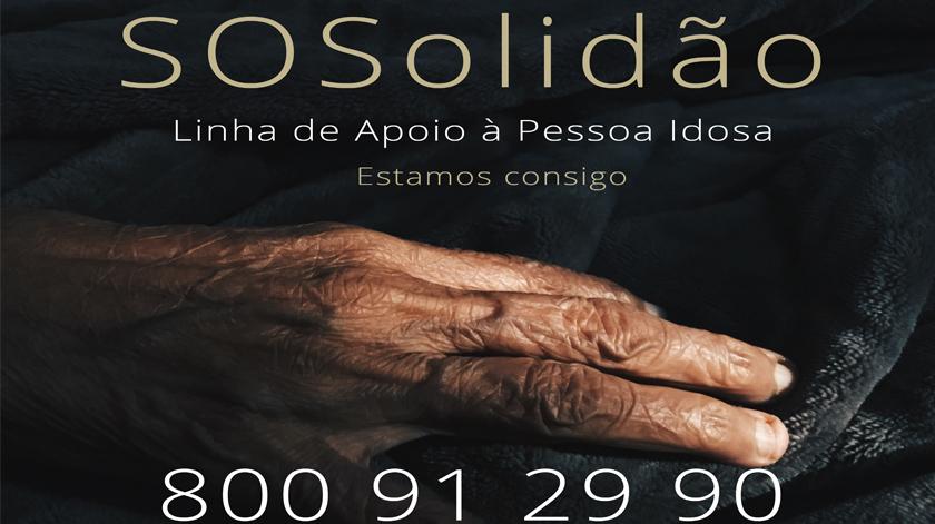 Linha SOSolidão da Fundação Bissaya Barreto com 68% de casos de problemas de saúde mental
