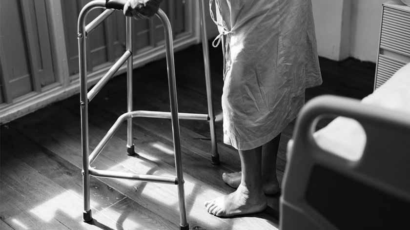 Tratamento domiciliário, um aliado na recuperação dos idosos