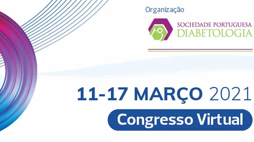 11 a 17 de março: 17.º Congresso Português de Diabetes