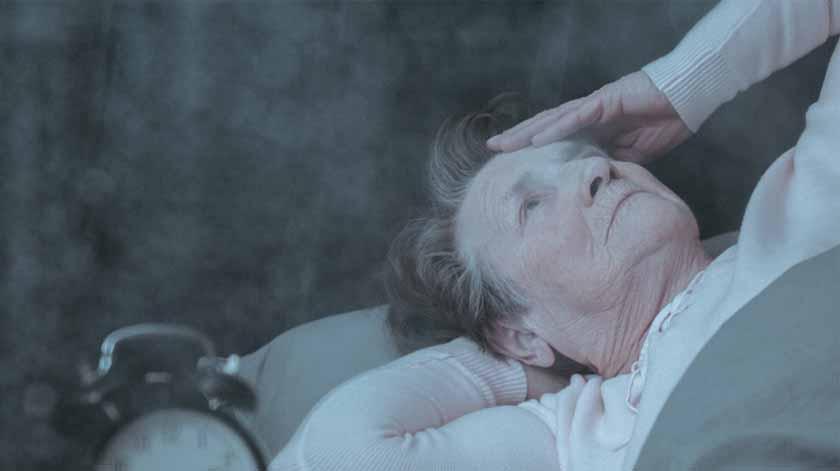dormir, demencia, Alzheimer, estudo