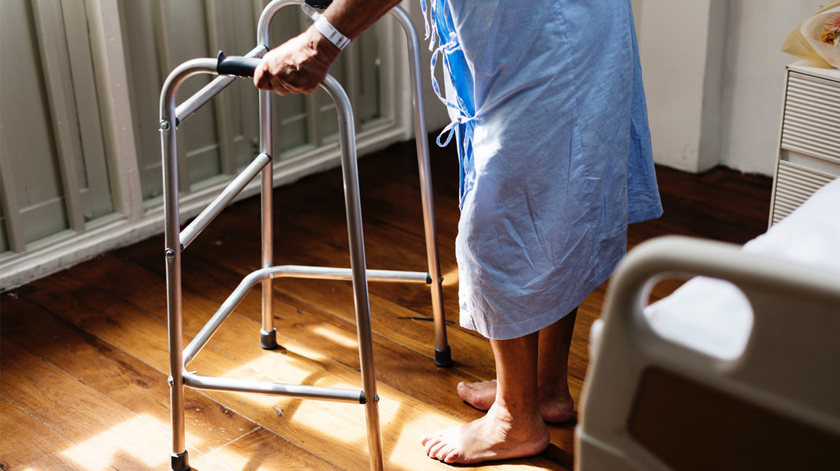 andarilho idosos mobilidade