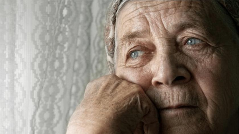 depressao idosos triste