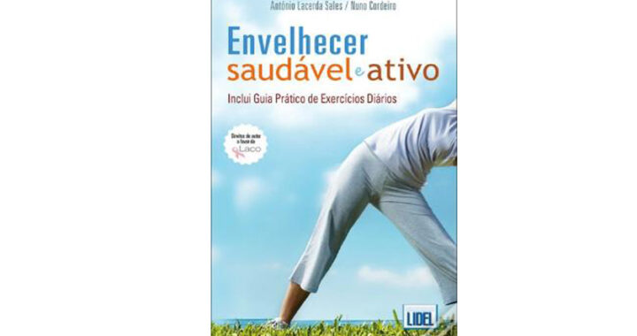 """Livro """"Envelhecer Saudável e Ativo"""""""