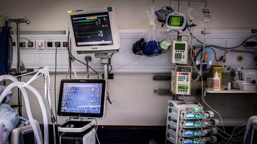 Ventiladores produzidos em Portugal nos hospitais