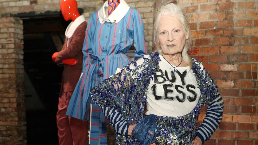 Parabéns pelos 80 anos, Vivienne Westwood