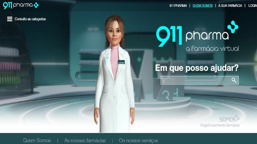 911Pharma: nova plataforma online das farmácias