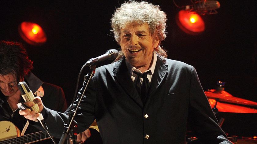 Parabéns Bob Dylan!