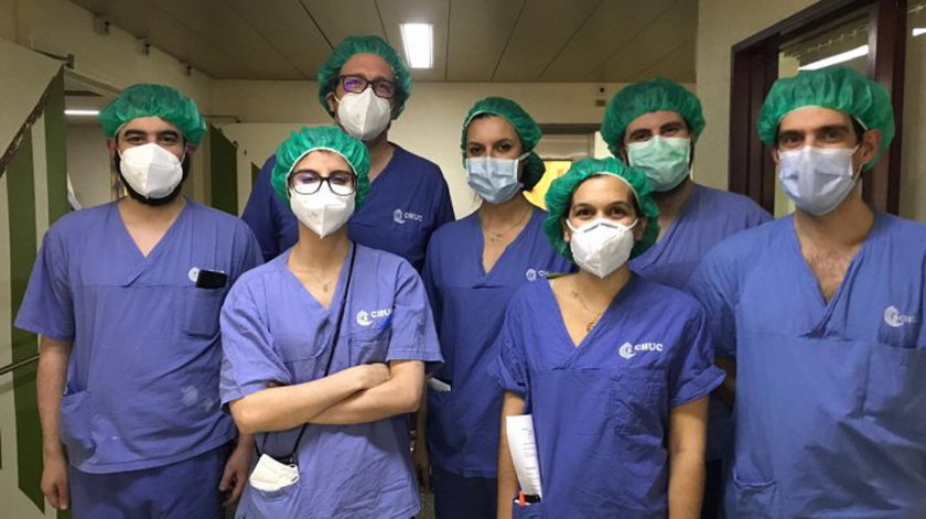 Hospital de Coimbra com novo tratamento oncológico para a doença peritoneal